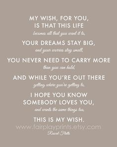 my wish for you - Google Search