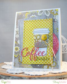 Stacey's Stamping Stage: SugarPea Designs - Spring Coffee Lovers Blog Hop