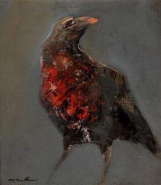 Mel McCuddin - 'Highly Alert' - The Art Spirit Gallery of Fine Art
