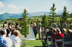 Gorgeous Park City Wedding