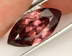 7.03cts VVS African Champagne Zircon - (RCG18) This is a beautiful Chocolate Zircon from Tanzania. It has stunning fire and this colour is a vibrant orangy brown. Perfect for a gift or for jewelery. This gem has been heated, as 99% of Zircon is heated. This improves the colour of the gem and also improves the clarity. The natural color of zircon varies between colorless, yellow-golden, red, brown, blue, and green.