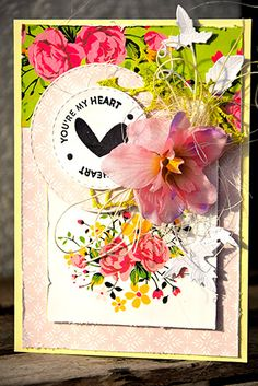Stack-a-holics Unite: October! | Card inspiration from Agata #cardmaking #papercrafting #DCWV #Challenge #memorybook #scrapbooking