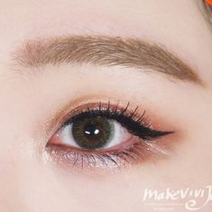 27 Killing Step by Step Makeup Tutorials for Brown Eyes Makeup 101, Makeup Haul, Daily Makeup, Beauty Makeup, Makeup Style, Korean Makeup Tips, Korean Makeup Tutorials, Korean Beauty, Asian Makeup Looks