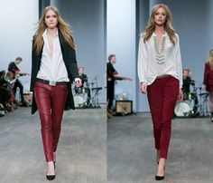 Hunkydory 2013-2014 Fall Winter Womens Runway Collection