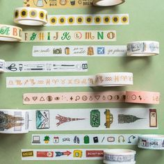 Washi Tapes, Instagram Shop, Shop Now, Author, Holiday Decor, Store, Artist, Shopping, Larger
