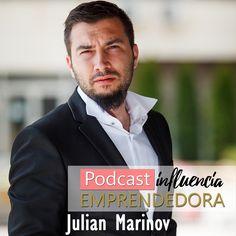 Emprender como estilo de vida de la mano de Julian Marinov