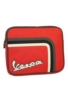 Vespa iPad Sleeve Bag