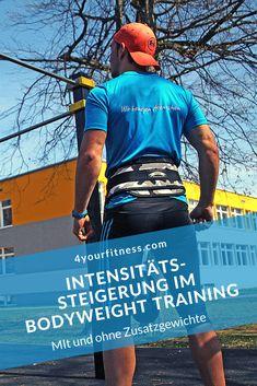 7c6f08bf3fdf36 Intensitätssteigerung im Bodyweight Training mit Gewichtsgürtel ...