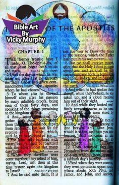 #Bible Art #Bible Journaling #Bible Study #BibleArt