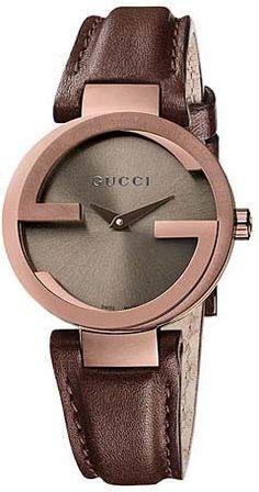 c94765a504b YA133309 - Authorized Gucci watch dealer - Ladies Gucci Interlocking