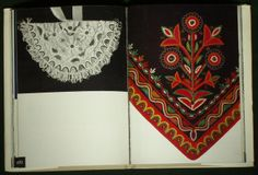 BOOK Traditional Polish Ethnic Embroidery,  publication from the Torun Ethnographic Museum | eBay