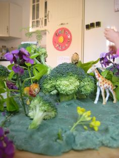 15 fabulous small world activities:: Simple Play series