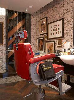 1000 images about barber shop on pinterest barber shop for Barber shop interior designs ideas