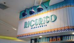 """Check out this @Behance project: """"Rico Rico Paelleria"""" https://www.behance.net/gallery/53443913/Rico-Rico-Paelleria"""