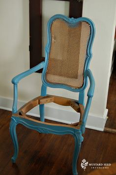 French Chairs – Painting Technique