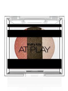 Mary Kay At Play™ Baked Eye Trio   Pumpkin Spice