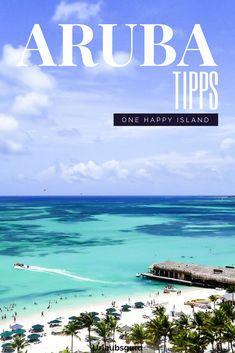 Irgendwo muss es das Paradies auf Erden ja geben - Habe ich mir gedacht und mich auf die Suche nach traumhaften Stränden, Lebenslust und Flamingos gemacht. Ein Kandidat, der sehr großes Potenzial dazu hat, diesen Titel zu gewinnen, ist die Trauminsel Aruba! One Happy Island macht ihrem Namen alle Ehre. Ich zeige euch Aruba in der Karibik. #aruba #karibik #urlaub #reisen #travel #happy Kayaking Tips, Beach Hacks, Solo Travel, Where To Go, Flamingo, Caribbean, Around The Worlds, Tours, Explore