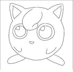 Desenhos para pintar Pokemon 80