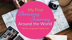 Check it out! A NEW ONLINE multi-media geography curriculum for elementary kids that brings world geography to life! Book Baskets, World Geography, Social Studies, Lesson Plans, Curriculum, Something To Do, Things To Think About, How To Memorize Things, Journey