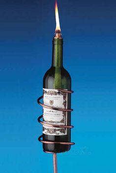 Wine Bottle Torch Kits
