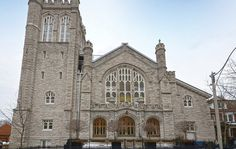 Address: 384 Sunnyside Avenue, Unit 202 Neighbourhood: High Park-Swansea Agent: William Peter Mohan, Sutton Group Realty Systems Inc. Church Conversions, Church Windows, Toronto Life, What Next, Toronto Canada, Prefab, Barcelona Cathedral, The Neighbourhood, Real Estate