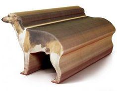 """Whippet Bench"""", design by Radi Designer"""