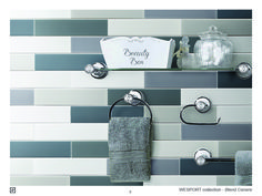 Home - Ceramica Senio Repose Gray, Ravenna, Tiles, Colours, Interior Design, Brick, Aqua, Earth, Home