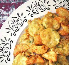 Pakoras o buñuelos especiados de verduras   Recetas con fotos paso a paso El invitado de invierno