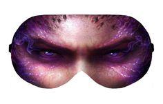 Sarah Kerrigan Zerg Starcraft Sleep Eye Sleeping Mask Masks Blindfold Eyemask Sleepmask Eyes accessories cover patch wear Slumber Eyewear by venderstore on Etsy