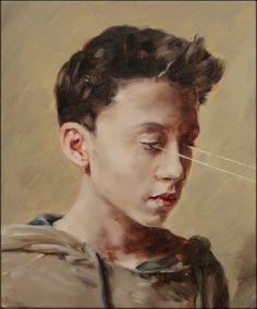 065 Michael Borremans - the son
