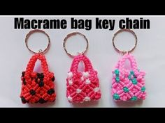 Most recent Free Macrame bag tali kur Thoughts Macrame Earrings, Macrame Bag, Macrame Knots, Micro Macrame, Types Of Textiles, General Crafts, Bracelet Tutorial, Craft Sale, Diy Tutorial