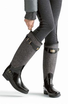 Hunter 'Regent Apsley' Rain Boot (Women)   Nordstrom