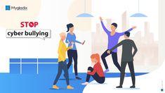 """Noi di Mygladix con i social e le app siamo sempre al passo con i tempi perché sappiamo che il mondo digitale è sempre in evoluzione.📲 Abbiamo scoperto👀, infatti, che è appena uscita un'app per acchiappare i bulli e fermarli, e si chiama proprio """"BullyBuster"""".🤝 I social, se usati bene, possono fare grandi cose; affidati a Mygladix e sfrutta al meglio i tuoi social!🥰💪 Stop Cyber Bullying, App, News, Apps"""