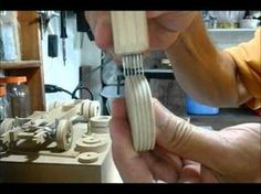 MAKE COOL MDF WOOD WHEELS ON A DRILL PRESS – BY OSWALDO AMARAL. | Make Wood Toys