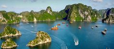 Even people who only wish to stay in the comforts of their hotels or villa, is excellent. Look no further for your next holiday. Have A Great Vacation, Great Vacations, Vietnam Holidays, Vietnam Tours, Next Holiday, Natural Wonders, Southeast Asia, River, Explore