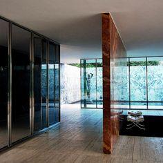 Pabellón Alemán de Barcelona 12 12756 - Mies van der Rohe, Architect
