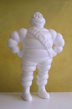 Bibendum | The Michelin Man | Photo by Jeff Fisher