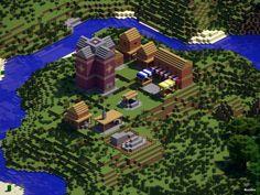 Plains village - Imgur