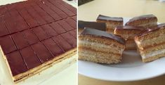 Nepečená torta s nutellou - Receptik. Ale, French Toast, Cheesecake, Bread, Breakfast, Desserts, Food, Morning Coffee, Tailgate Desserts