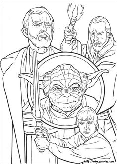 √ Star Wars Coloring Pages for Adults. 5 Star Wars Coloring Pages for Adults. Star Wars Coloring Pages Free Printable Star Wars Coloring