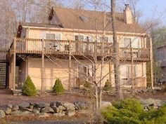 House vacation rental in Mount Pocono from VRBO.com! #vacation #rental #travel #vrbo