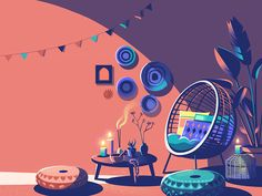 Mindfulness Corner designed by ranganath krishnamani. Connect with them on Dribbble; the global community for designers and creative professionals. Flat Illustration, Digital Illustration, Arte Popular, Vector Art, Character Design, Design Inspiration, Graphic Design, Behance, Drawings
