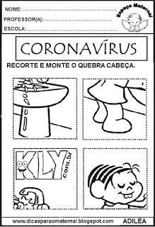 coronavírus,educação infantil English Class, Sight Words, Diy For Kids, Professor, School, Sony, Class Activities, Physical Education Activities, Learning Activities For Kids
