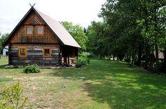 Ferienhaus in Burg Spreewald - 2 Schlafzimmer inkl Paddelboot