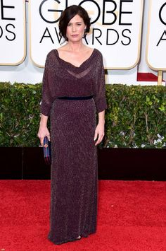 Maura Tierney (49) Golden Globes 2015: The WHOLE Red Carpet Wonderful fashion for Women over 45, fashion for women over 50