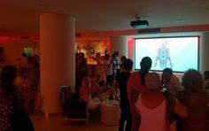 Ambiente de Visiónica en EL HOTEL pacha, Ibiza
