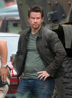 $169.00 - Movie Transformers 4 Jacket Replica of Mark Wahlberg