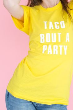 Make Your Own Graphic Tees!