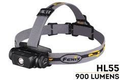 Fenix HL55 LED Headlamp and other HL LED headlamps from Fenix-Store.com. Your online source for Fenix flashlights and outdoor accessories.