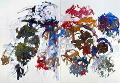 Joan Mitchell - SUNFLOWERS